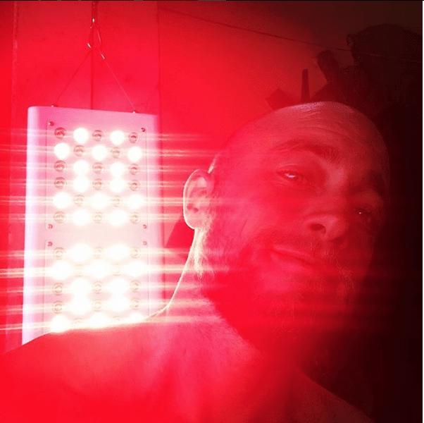 Joovv red light Tristan