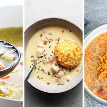 keto chicken soup recipes