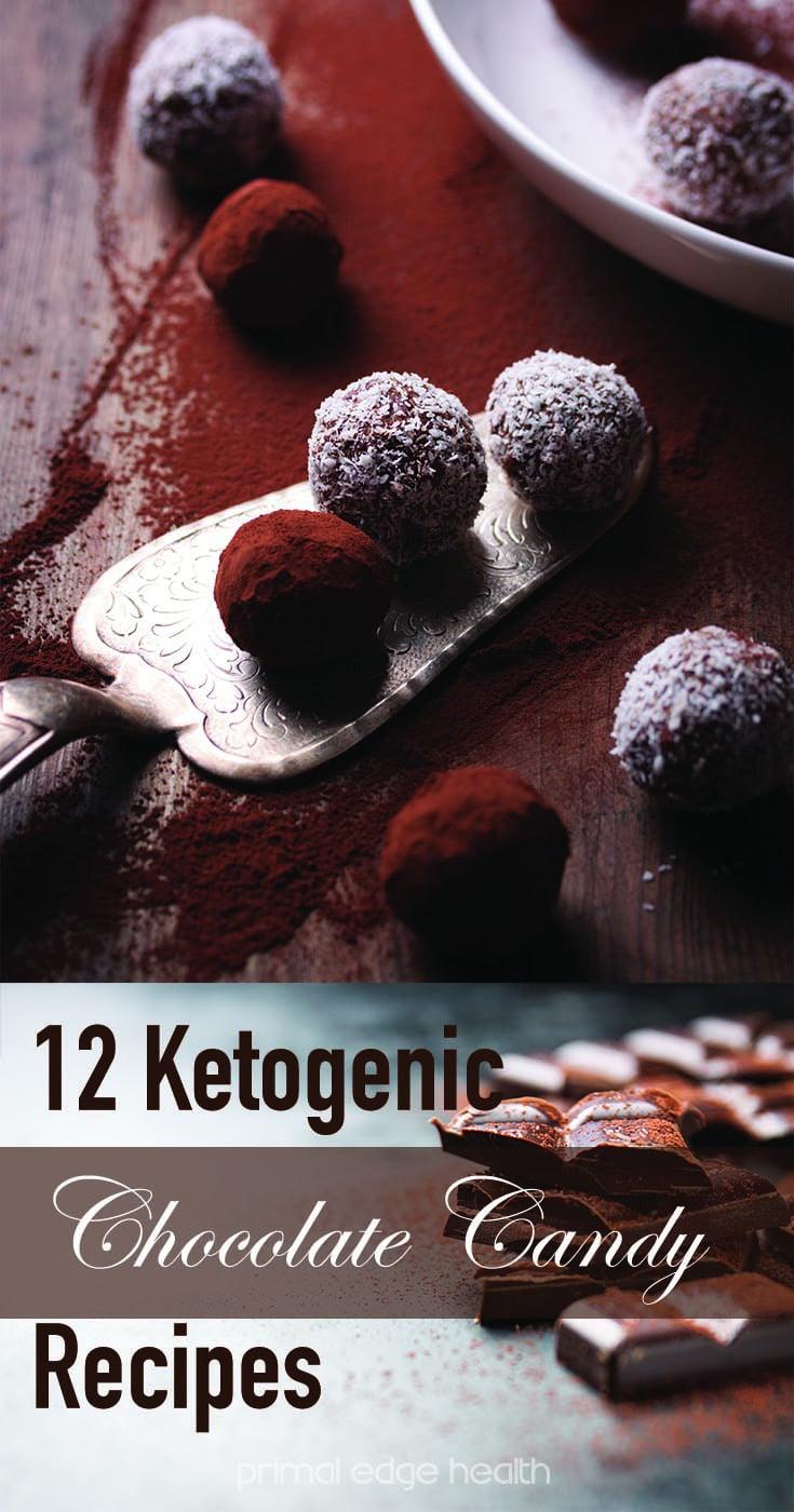12 Ketogenic Chocolate Candy Recipes - Primal Edge Health copy