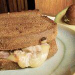 avocado tuna melt featured image