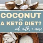 Coconut on a Keto Diet Learn about Oi Milk and More
