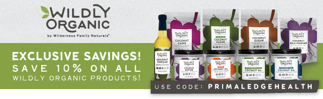 wildly organic coupon code banner