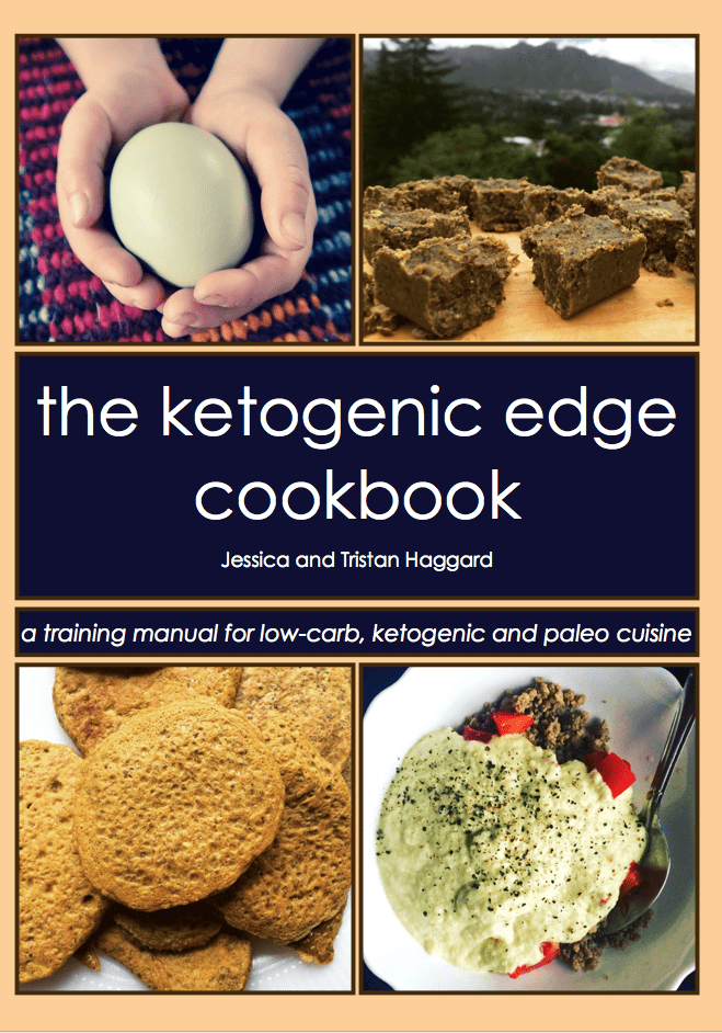 the ketogenic edge cookbook