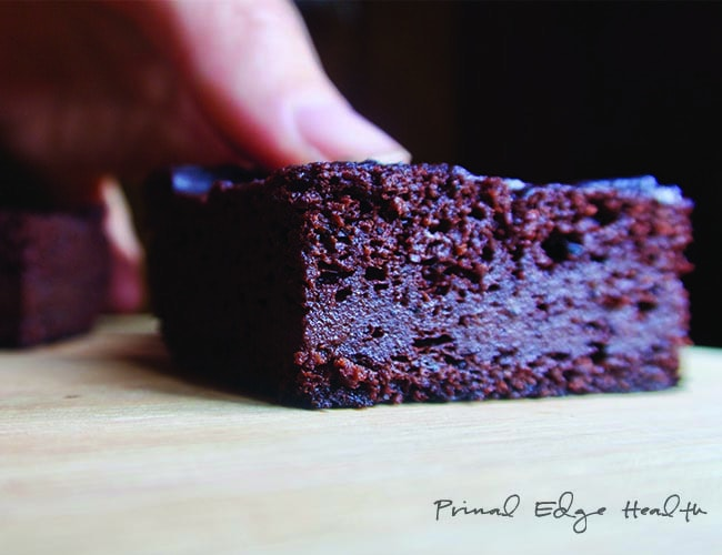 Ketogenic Brownies | Flourless and Fudgy - Primal Edge Health