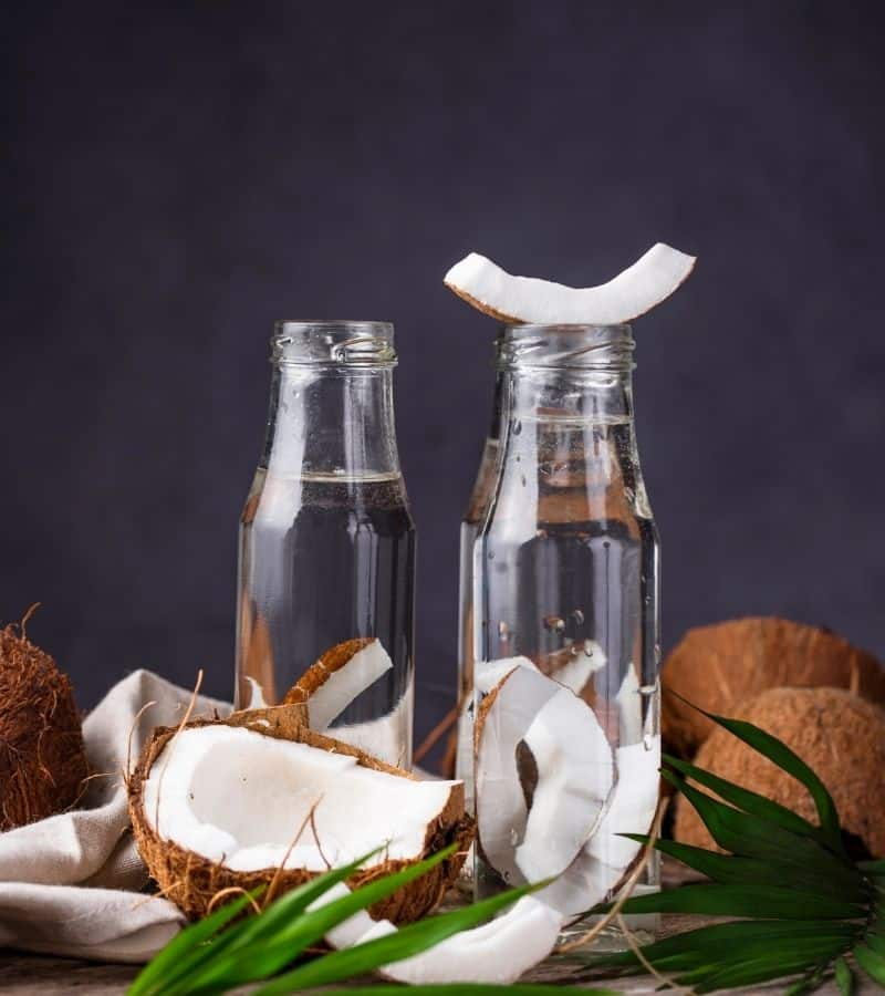 is coconut water ketogenic