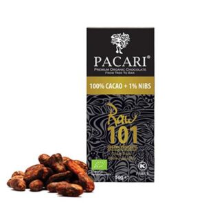 101% cacao bar