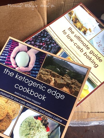 Primal Edge Health Cookbooks