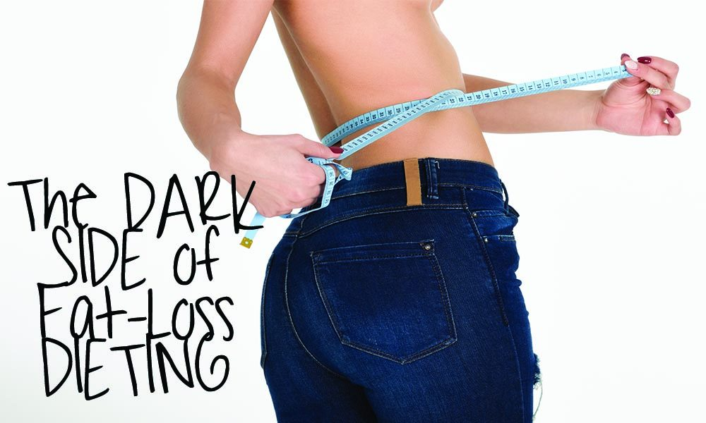 EP 147: The DARK SIDE of Fat-Loss DIETING
