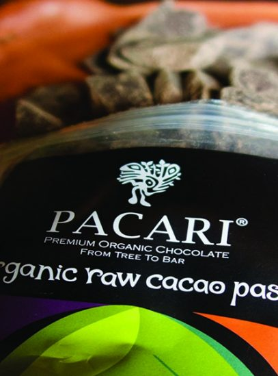 organic cacao paste