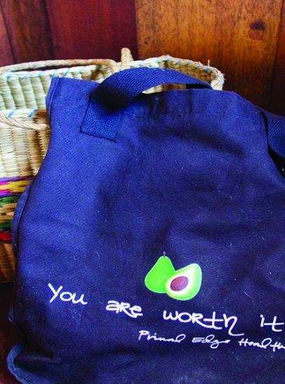 you are worth it market bag