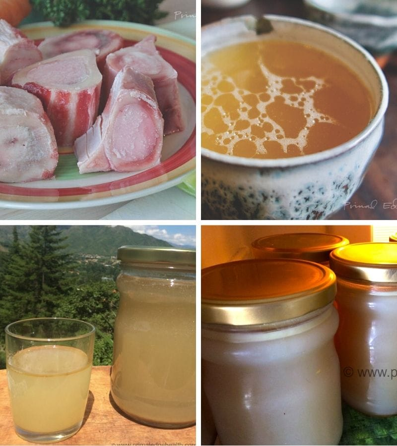 how to make bone broth recipes