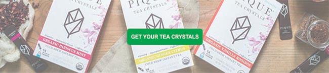 pique tea banner