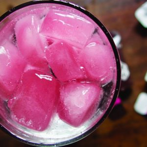 hibiscus keto mocktail feature image