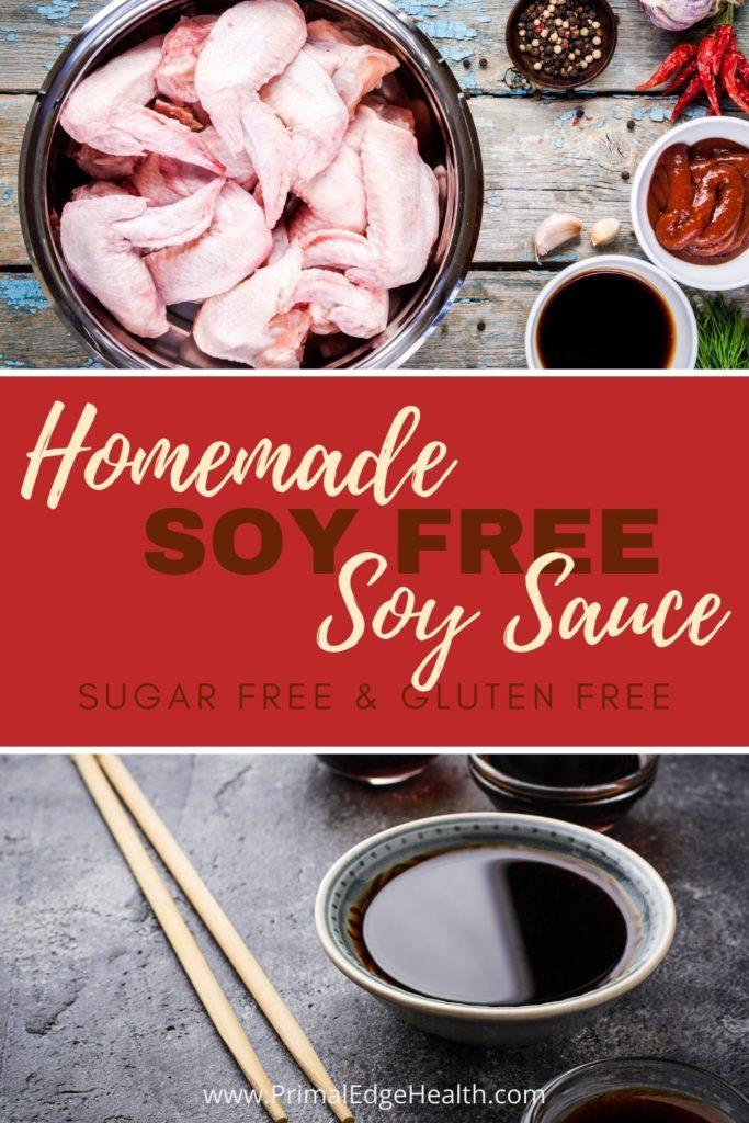 gluten free soy sauce recipe