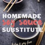 homemade soy sauce substitute