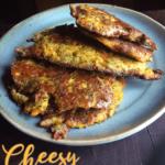 Cheesy Keto Fritters