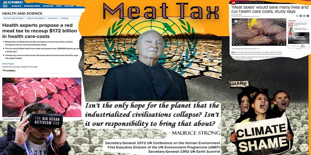 """EP 202: MEAT TAX answers """"The Human Question"""""""