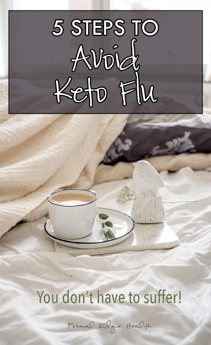 5 Steps to Avoid Keto Flu