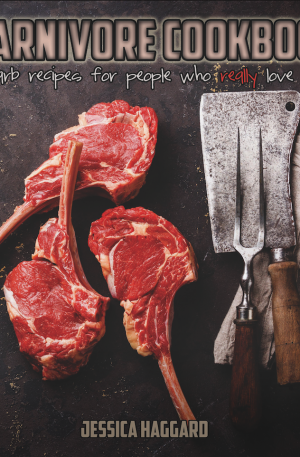 The Carnivore Cookbook cover