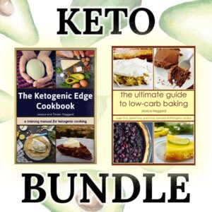 Keto Cookbook (eBook) Bundle