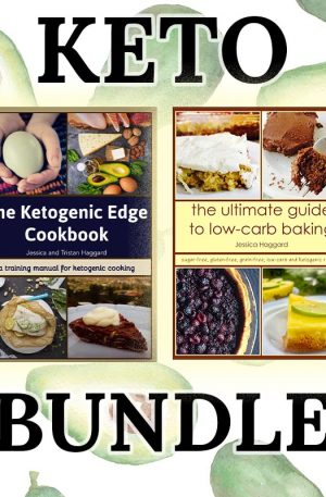 Keto Cookbook Bundle