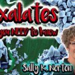EP 249: Sally K. Norton - Oxalates