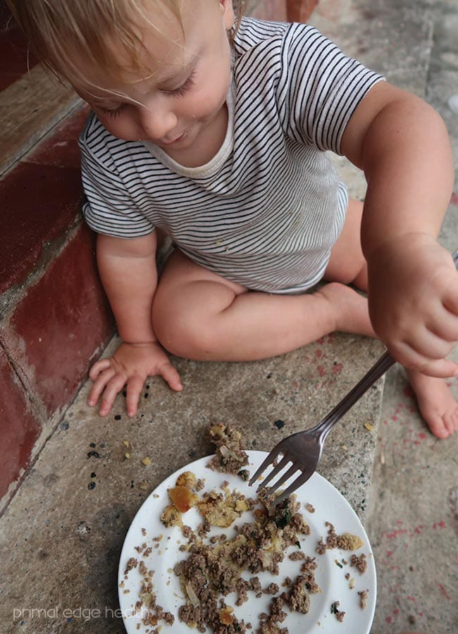 kid friendly beef heart keto meetza