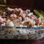Low-Carb Stuffing with Rosemary and Thyme