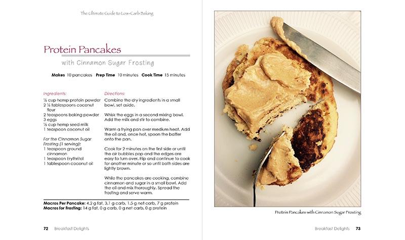 12 ketogenic pancake recipes UBG preview6