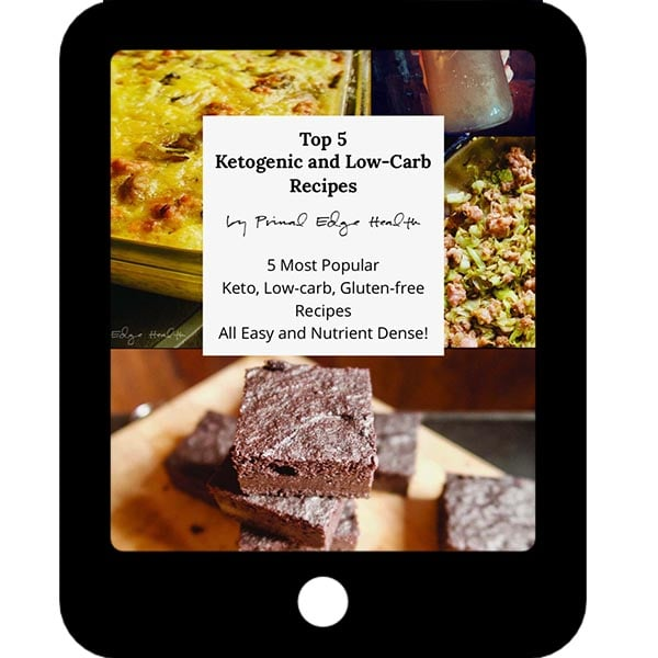 5 recipes ebook free cover image on tablet