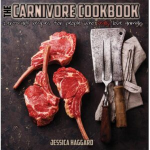 Carnivore Cookbook cover product image