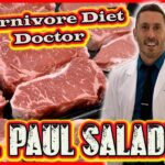 EP 240: CARNIVORE DIET MYTHS DEBUNKED with Dr. Paul Saladino