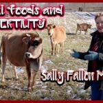 Sally Fallon Morell - Nourishing Diets