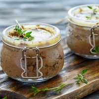 Classic Beef Liver Pate