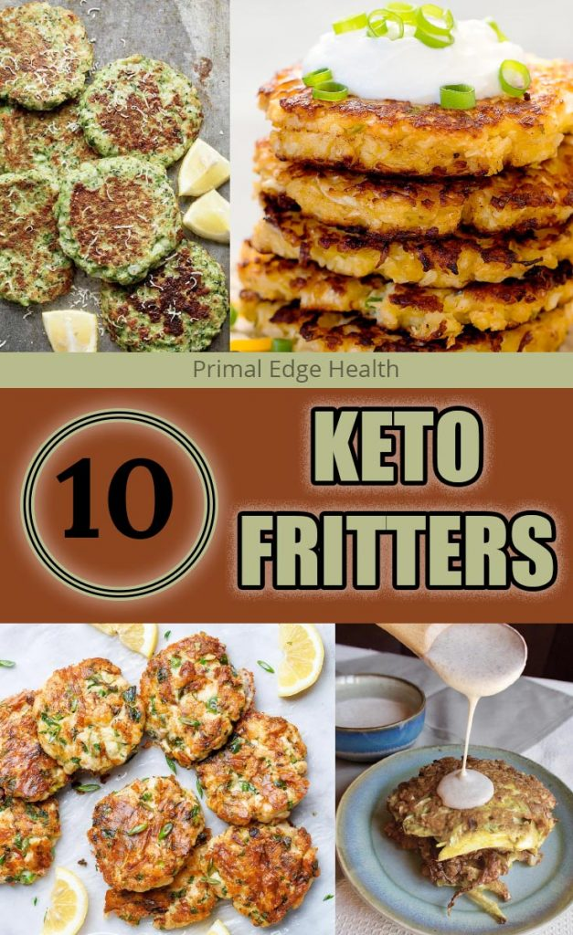 ketogenic fritter PIN