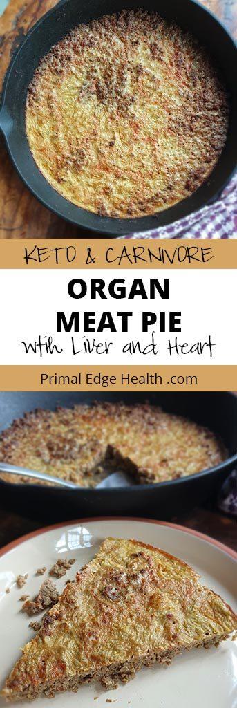 Organ Meat Pie – Simple Carnivore Diet Recipe