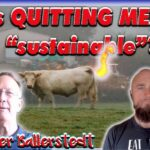 """Meat """"Sustainability"""" Myths - Peter Ballerstedt"""