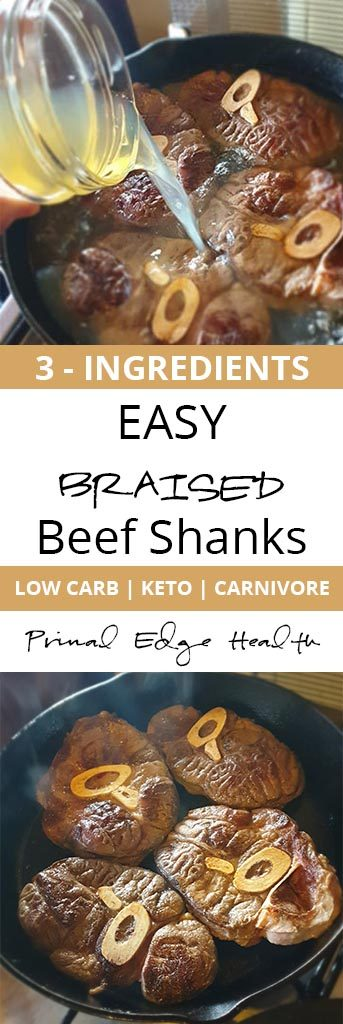 Easy Braised Beef Shank PIN