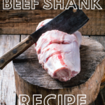 budget cheap beef shank recipe carnivore
