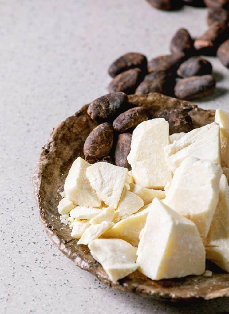 cocoa butter keto