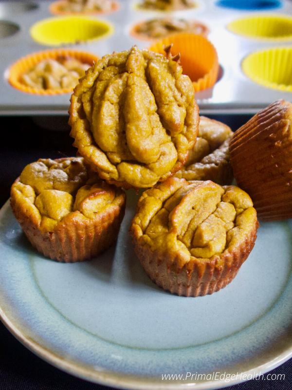 low calorie sugar free muffins