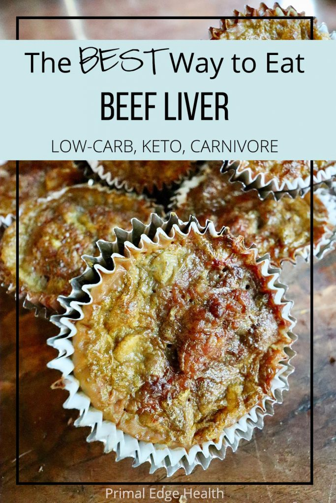 how to cook beef liver without flour pin
