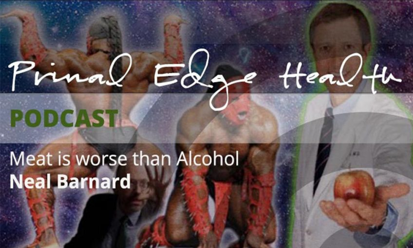 Neal Barnard podcast PEH