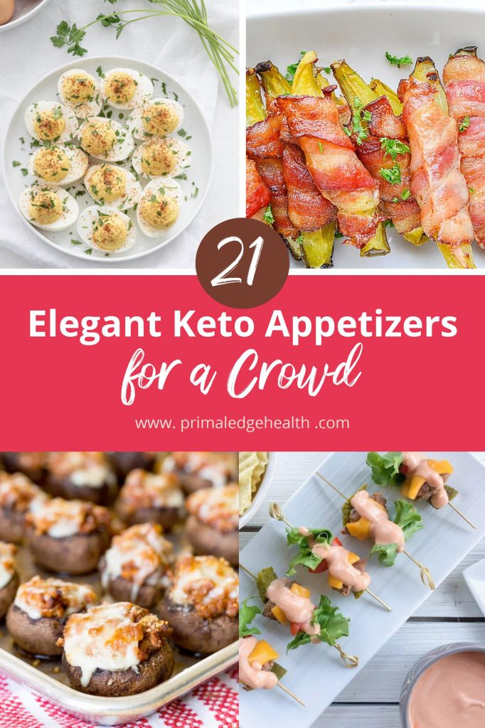 Keto Appetizers for a Crowd PIN
