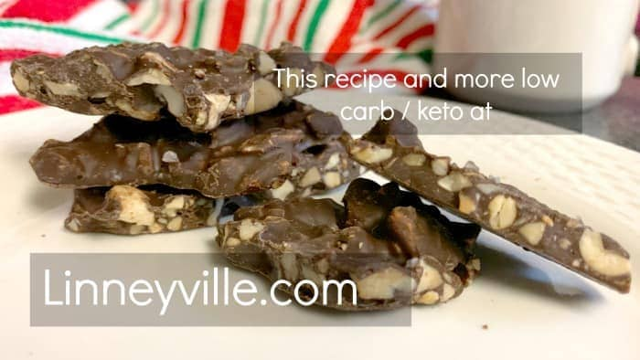 Chocolate Nut Bark