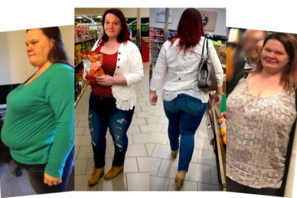 Becky keto diet results