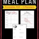Carnivore Diet Meal Planner (Printable)