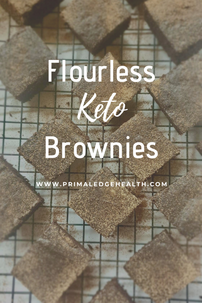 Flourles Keto Brownies Recipe