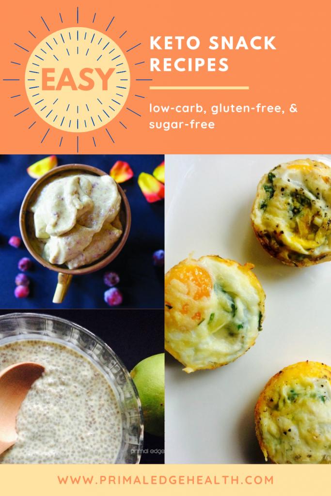 easy keto snack recipes ideas quick simple