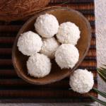 No Bake Keto Coconut Macaroons Recipe